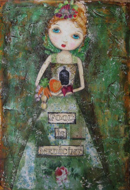 Medicine Girl
