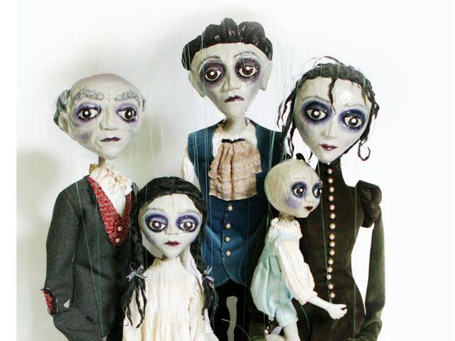 The Grimstone Family1