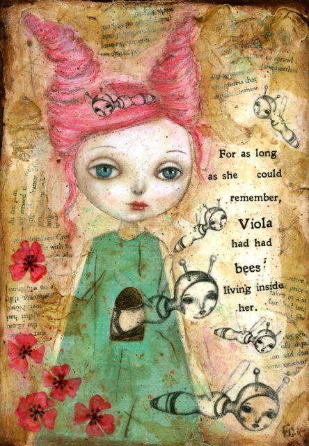 Viola and Bees