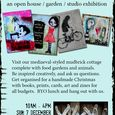 Flyer - Open House Exhibition