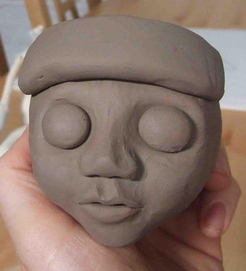 How To Sculpt A Head