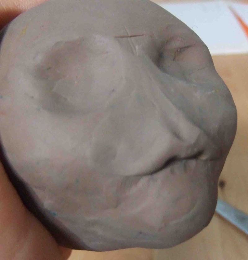 How To Sculpt A Head