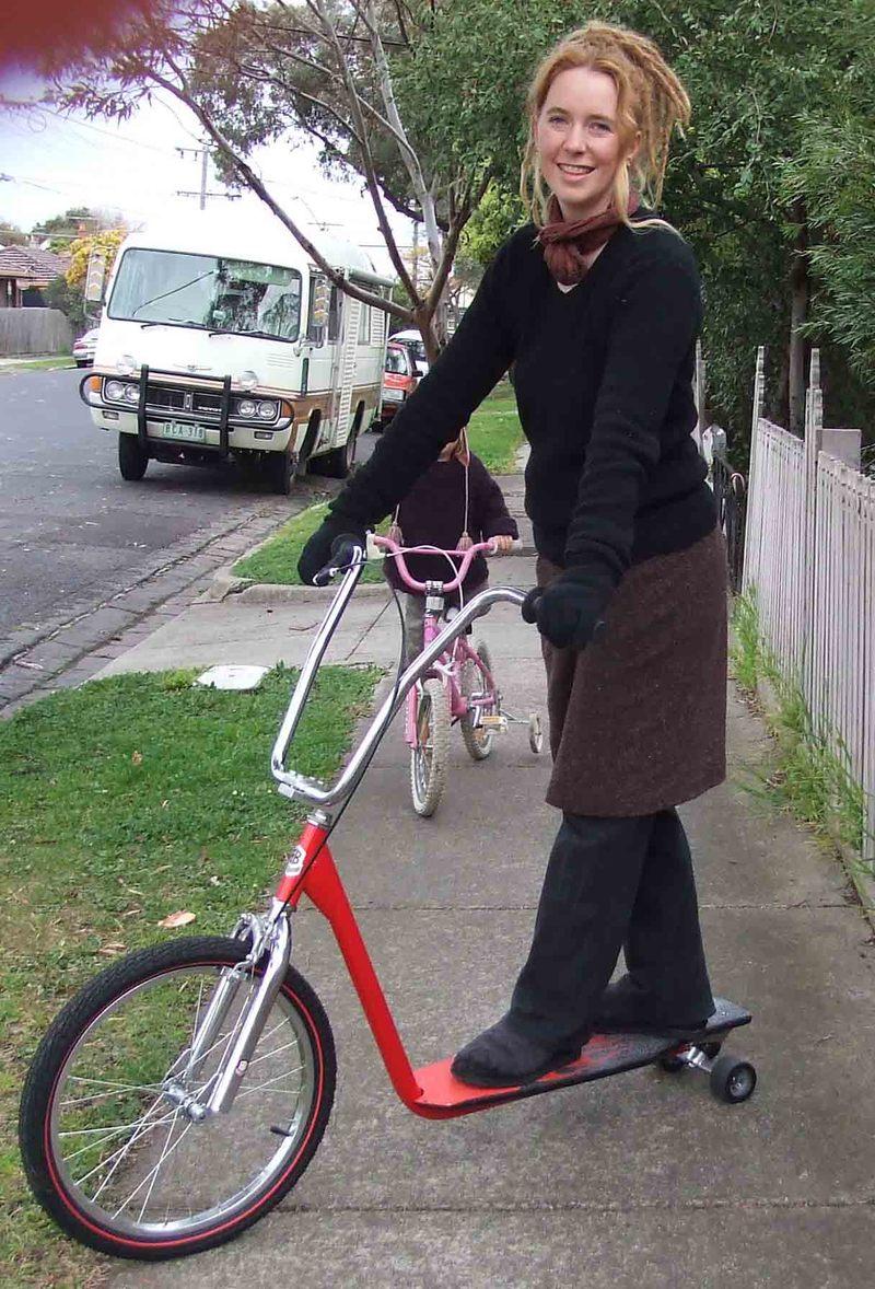 Not a bike