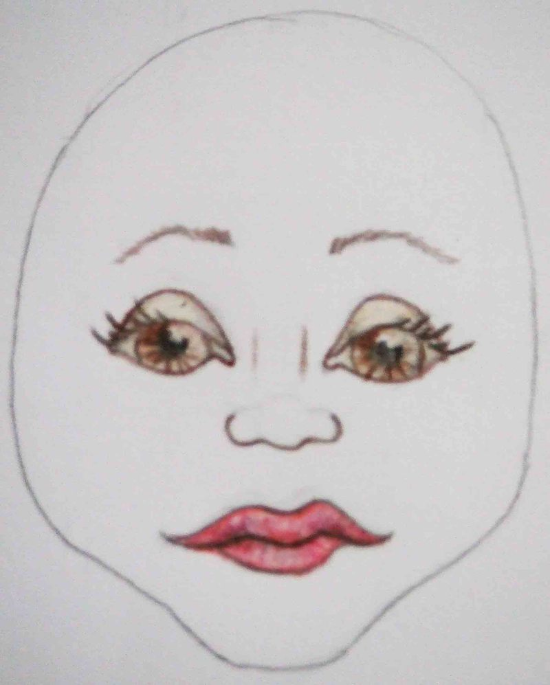 My_face_drawing